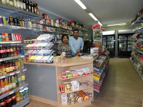 Einen guten Eindruck bekommt man im gut sortierten Kiosk.